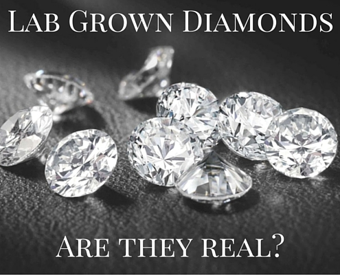 lab created or real diamonds?